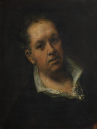 Self-Portrait by Francisco de Goya