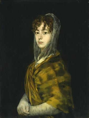 Senora Sabasa Garcia, c.1806-11 by Francisco de Goya