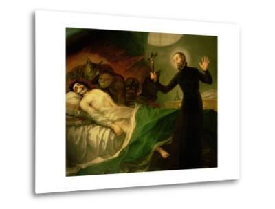 St. Francis Borgia Helping a Dying Impenitent, 1795 by Francisco de Goya