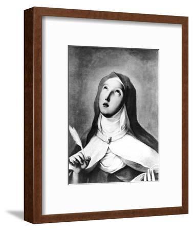 St. Theresa of Avila by Francisco de Goya