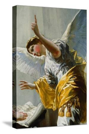 The Annunciation (Detail) by Francisco de Goya