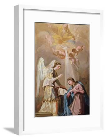 The Annunciation (Oil)
