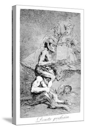The Devout Profession, 1799