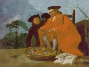 The Doctor, 1780 by Francisco de Goya