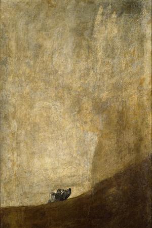 The Dog, 1820-23