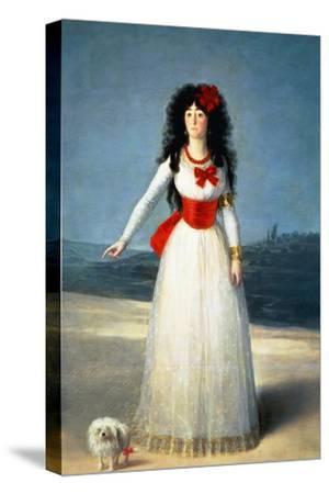 The Duchess of Alba, 1795