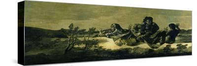 The Fates, 1819-23