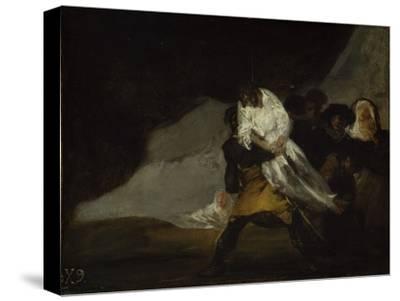 The Hanged Monk, C.1810