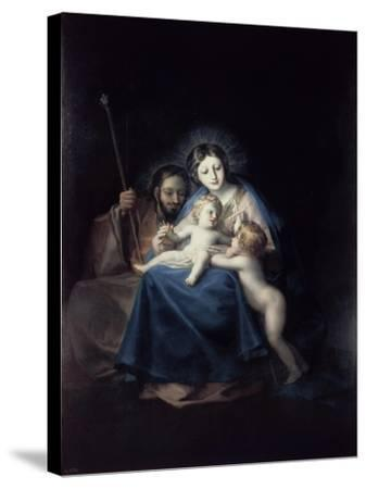 The Holy Family by Francisco de Goya