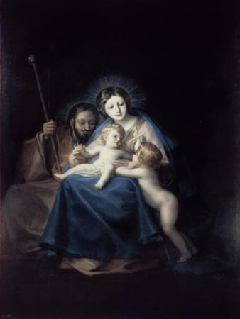 The Holy Family by Francisco de Goya