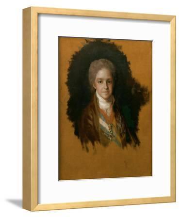 The Infante don Carlos María Isidro, 1800