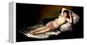 The Naked Maja, circa 1800 by Francisco de Goya