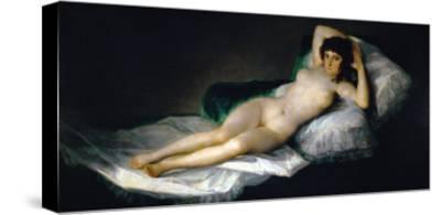 The Nude Maja, circa 1800