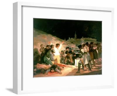 The Shootings of May 3rd 1808, 1814