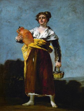 The Water Carrier by Francisco de Goya