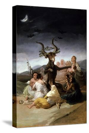 The Witches' Sabbath, 1797-98