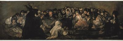 The Witches' Sabbath (Sabbatical Scene)