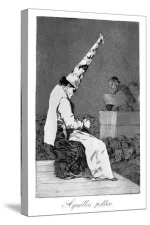 Those Specks of Dust, Perrico the Cripple, 1799