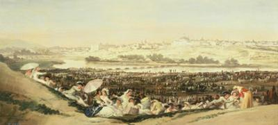 Untitled by Francisco de Goya