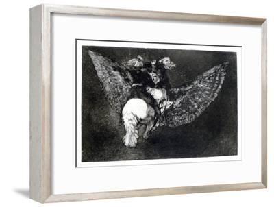 Winged Nonsense, 1819-1823
