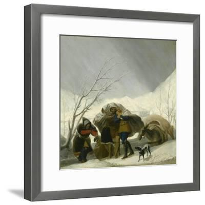 Winter Scene, C.1786