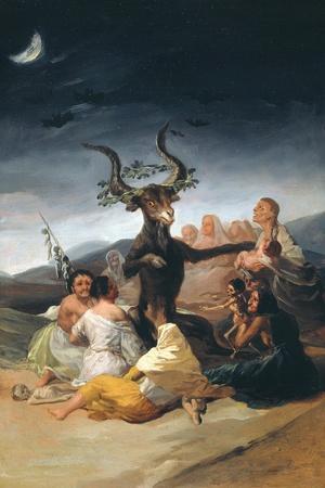 Witches Sabbath, 1797-1798