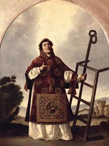 St. Lawrence by Francisco de Zurbar?n