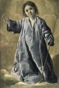 The Christ Child by Francisco de Zurbar?n
