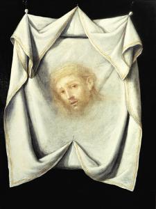 The Holy Face by Francisco de Zurbar?n
