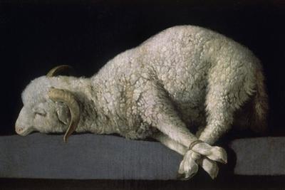 Agnus Dei, Ca.1635-40