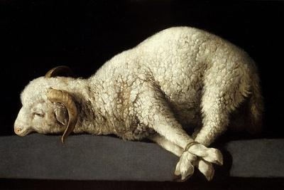 Agnus Dei (The Lamb of God), 1635-1640