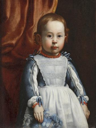 Portrait of Prince Augusto Chigi, 1664 by Francisco de Zurbaran