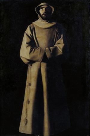Saint Francis of Assisi after the Vision of Pope Nicholas V