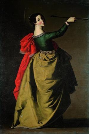 Saint Ursula, 1635-1640