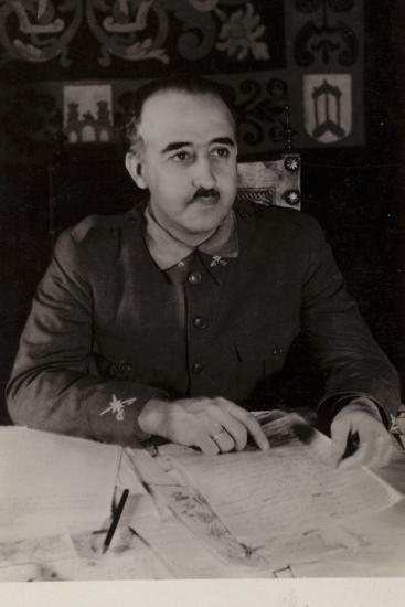 Francisco Franco--Photographic Print