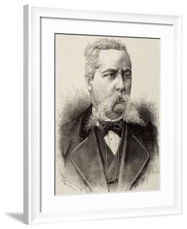 Francisco Isaura--Framed Giclee Print