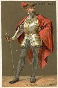 Francisco Pizarro, Spanish Conquistador