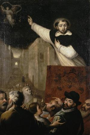Sermon of Saint Vincent Ferrer, Early 17th Century