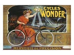 Cycles Wonder by Francisco Tamagno