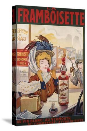 La Framboisette, 1900
