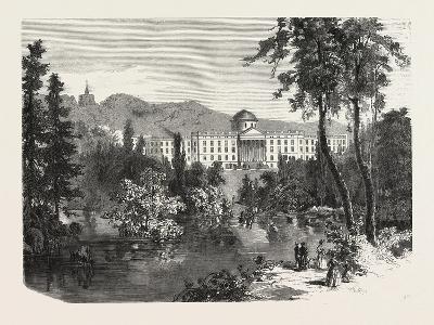 Franco-Prussian War: Castle Wilhelmshohe, 1870--Giclee Print