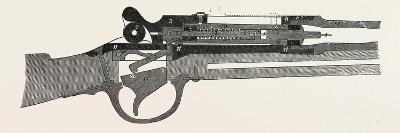 Franco-Prussian War: Chassepot, 1870--Giclee Print