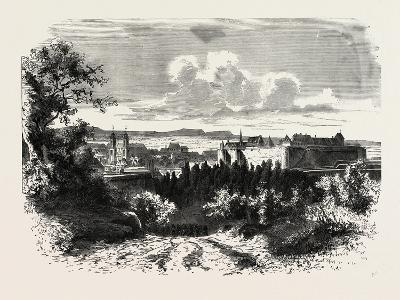 Franco-Prussian War: for the Fortress of Sedan 1870--Giclee Print