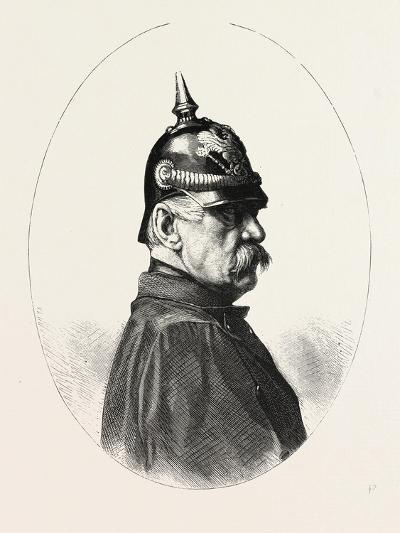Franco-Prussian War: Graf Von Roon, 1803-1879, Minister of War in Prussia, 1859 - 1879--Giclee Print
