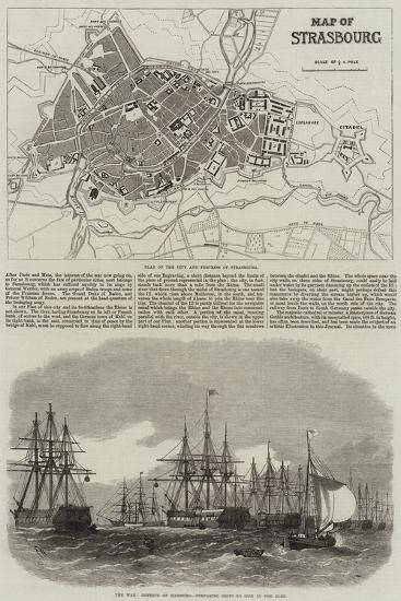 Franco-Prussian War-Edwin Weedon-Giclee Print
