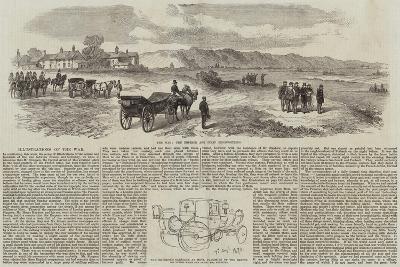 Franco-Prussian War--Giclee Print