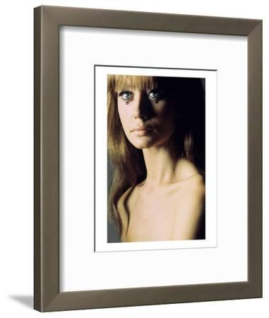 Glamour - June 1966 - Topless Model
