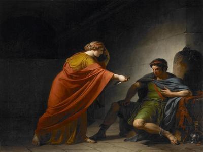 Arria and Paetus, 1784