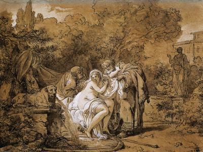 Susanna and Elders