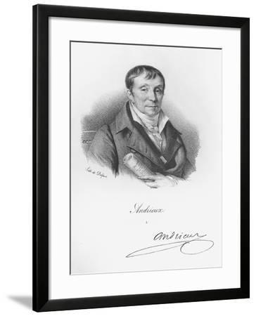 Francois Andrieux-Francois Seraphin Delpech-Framed Giclee Print